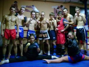 Muay Thai Gyms Near Me | Find MMA and Muay Thai Training Classes Nearby